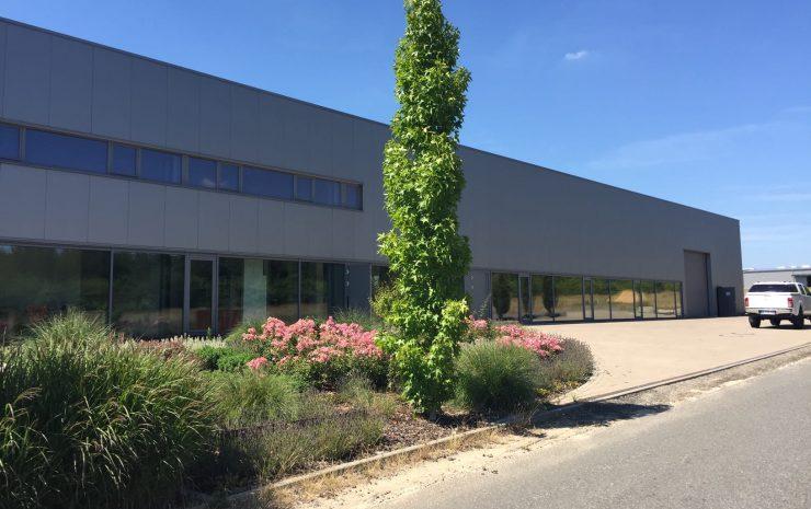 Firmen Halle